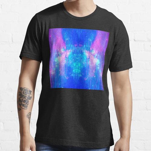 Rohrschach - pink, lila und blau Essential T-Shirt
