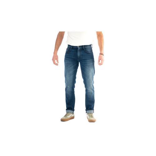 Riding Culture Tapered Slim Jeans blau 36