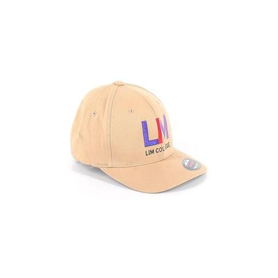 Assorted Brands Baseball Cap: Tan Accessories - Size Small