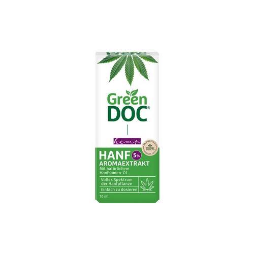 GreenDoc Gesundheit Stimmung & Konzentration Hanf Aromaextrakt 10 ml
