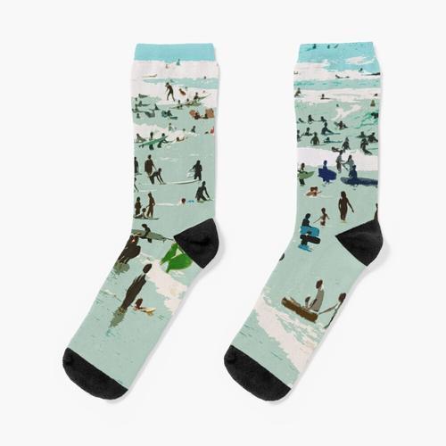 Surfer Socken