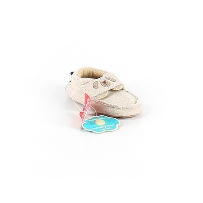 Carter's Booties: Tan Solid Shoe...
