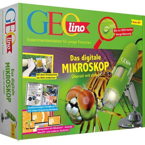 JAKO-O GEOlino – Das digitale Mikroskop, bunt
