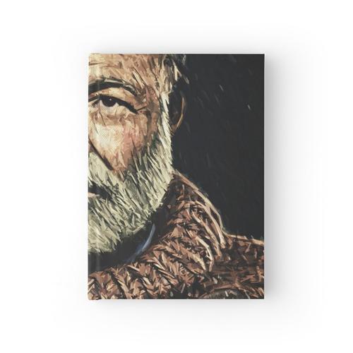 Ernest Hemingway Notizbuch