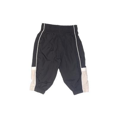 Track Pants - Elastic: Black Sporting & Activewear - Size 3