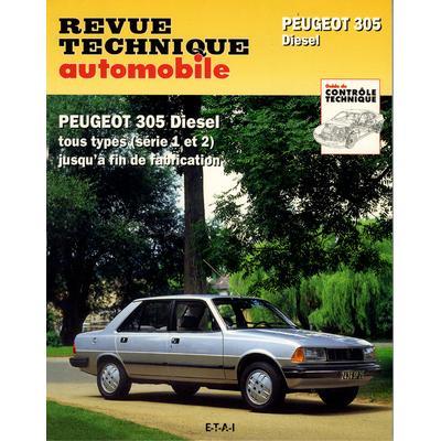 Revue technique auto ETAI 17720