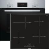 Bosch Herdset Backofen HBF114 mi...