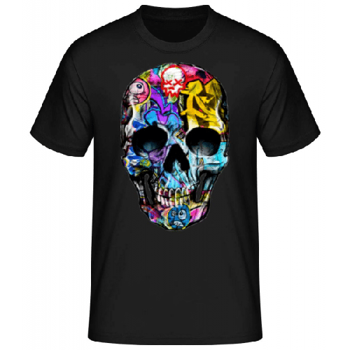 Graffiti Toter - Basic T-Shirt