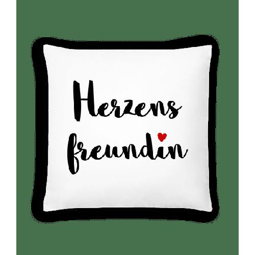 Herzens Freundin - Kissen