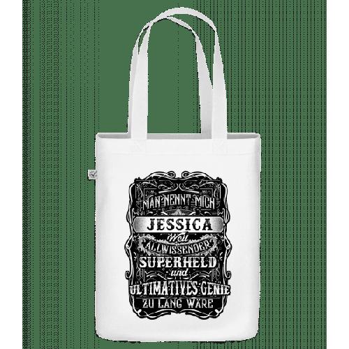 Man Nennt Mich Jessica - Bio Tasche