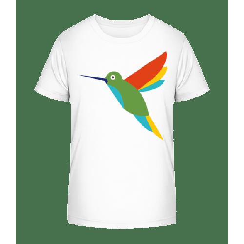 Kolibri Comic - Kinder Premium Bio T-Shirt