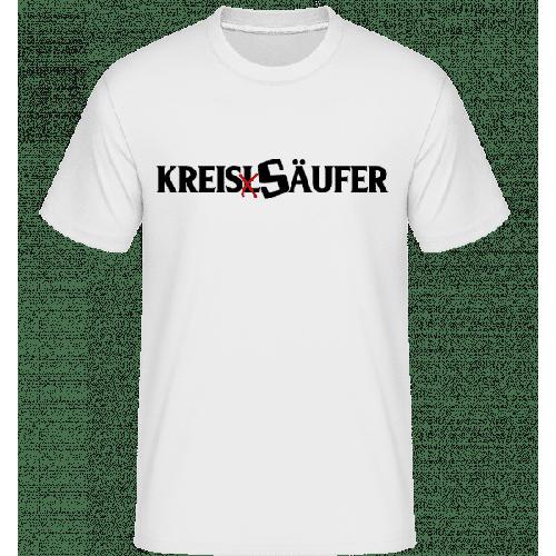 KreisSäufer - Shirtinator Männer T-Shirt