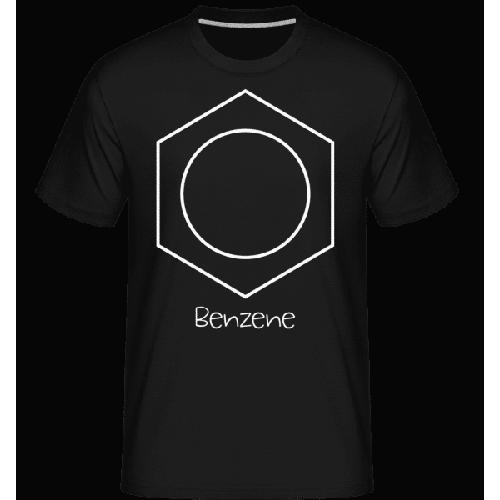 Benzen Chemische Formel - Shirtinator Männer T-Shirt
