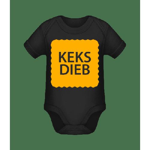 Keksdieb - Baby Bio Strampler