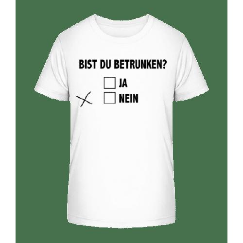 Österreich Fahne - Kinder Premium Bio T-Shirt