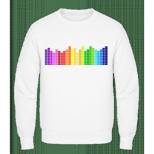 Regenbogen Soundbars - Männer Pullover
