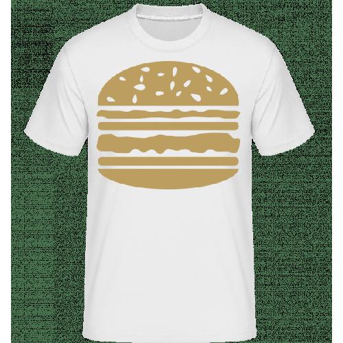 Belegter Burger - Shirtinator Männer T-Shirt