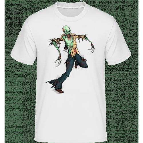 Gruseliger Zombie - Shirtinator Männer T-Shirt