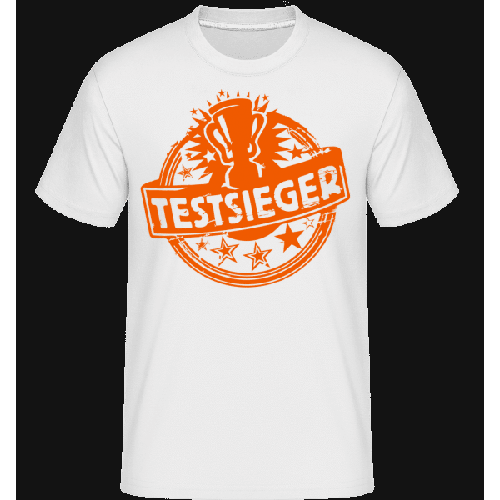 Testsieger Icon - Shirtinator Männer T-Shirt