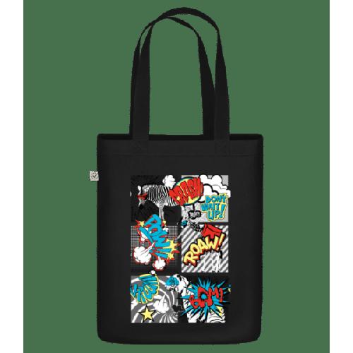 Comic Tiere - Bio Tasche