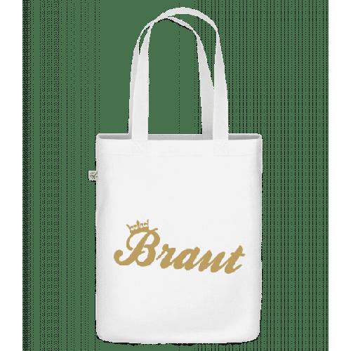 Braut Krone - Bio Tasche