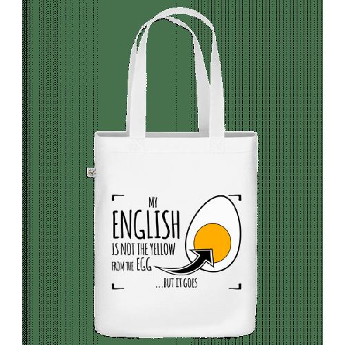 My Englisch - Bio Tasche
