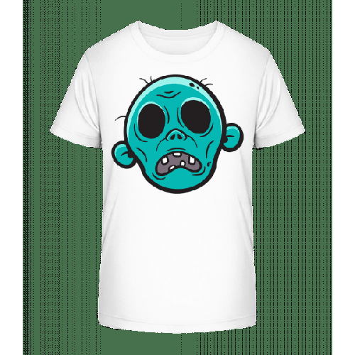 Augenloser Zombie - Kinder Premium Bio T-Shirt