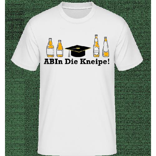 ABIn DIe Kneipe - Shirtinator Männer T-Shirt