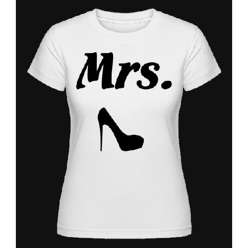 Mrs. Wedding - Shirtinator Frauen T-Shirt