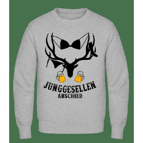 Junggesellenabschied BH-Hirsch - Männer Pullover