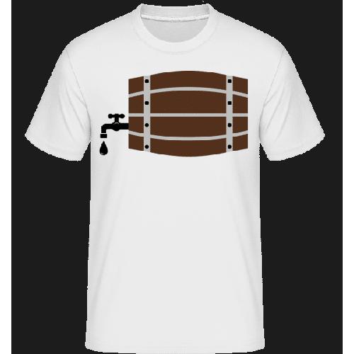 Volles Bierfass - Shirtinator Männer T-Shirt