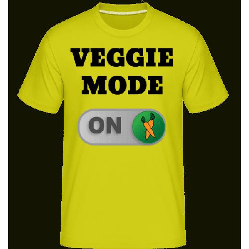 Veggie Mode On - Karotten - Shirtinator Männer T-Shirt