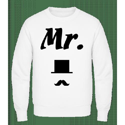Mr. Wedding - Männer Pullover