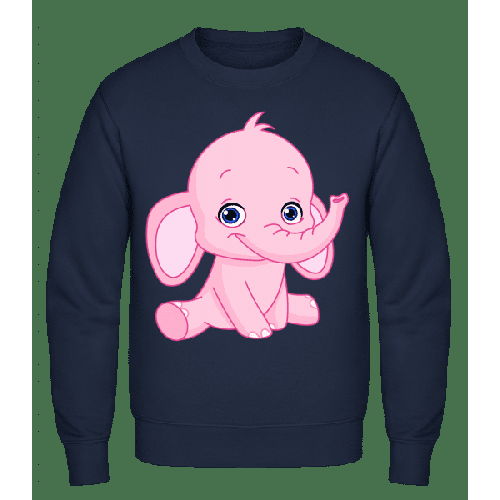 Elefant Comic - Männer Pullover