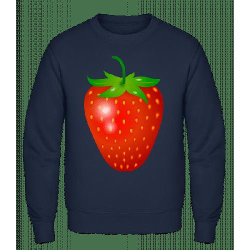 Erdbeere - Männer Pullover