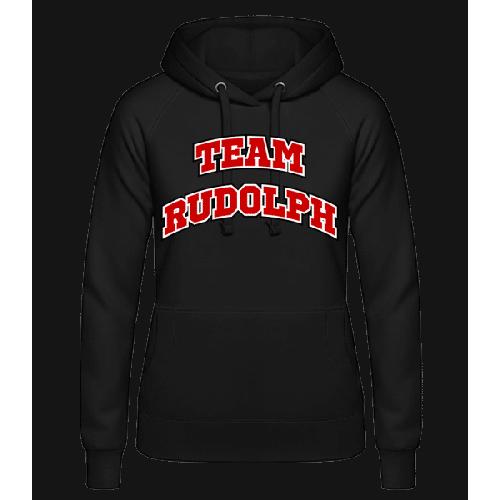 Team Rudolph - Frauen Hoodie