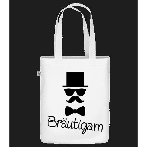Bräutigam - Bio Tasche