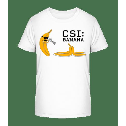 CSI Banana - Kinder Premium Bio T-Shirt