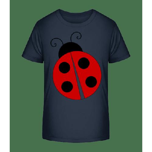 Marienkäfer - Kinder Premium Bio T-Shirt