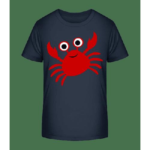 Krabbe - Kinder Premium Bio T-Shirt