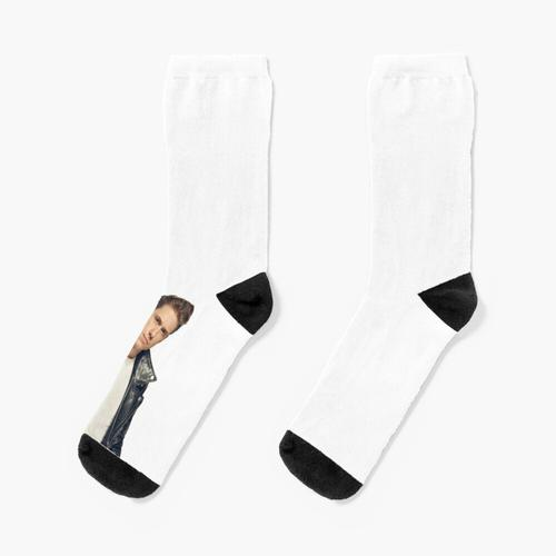 Aaron Tveit Fett Socken