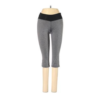 New Balance Active Pants - Low Rise: Gray Activewear - Size X-Small