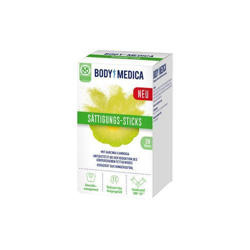 Body Medica Gesundheit Sättiger Sättigungssticks 28 Stk.