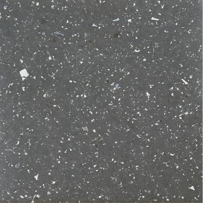 "Sterling 12"" x 12"" Self Adhesive Vinyl Floor Tile by Achim Home Dcor in Black Granite"
