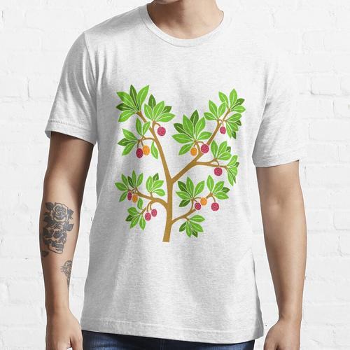 Erdbeerbaum Essential T-Shirt