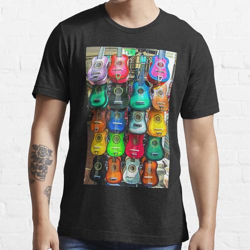 Take Your Pick - für Gitarrenpicking Essential T-Shirt
