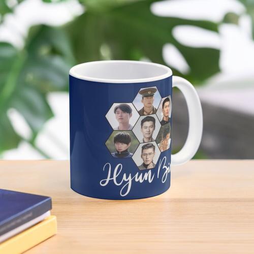 Hyun Bin Fotos Tasse