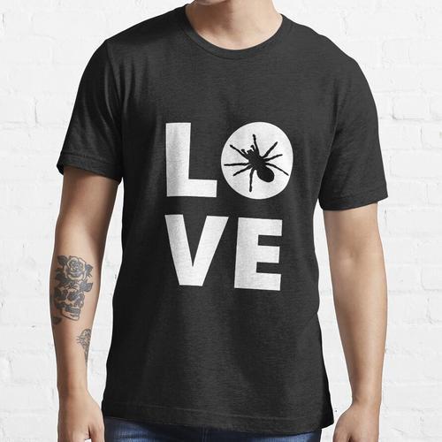 Vogelspinne Liebe Vogelspinne Liebhaber Vogelspinne Haustier Vogelspinne Besitzer Essential T-Shirt