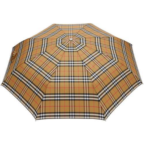 Burberry Regenschirm mit Vintage-Check