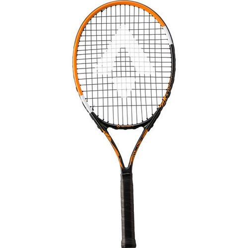 TECNOPRO Kinder Tennisschläger Bash 25, Größe 0 in BLACK/ ORANGE